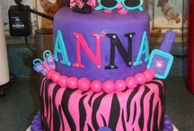 Raylee birthday cake / by Wendy Canady