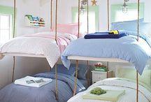 Dormitorios / Lugares donde soñar