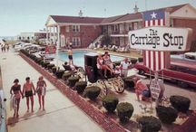 Vintage Cape May County New Jersey / Vintage Photos and Ad from Cape May County
