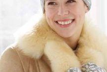 Schal, Handschuhe, Mütze