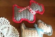brooch crochet &knitting