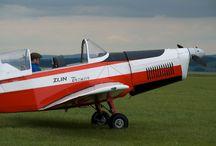 Air show / Air show Chotebor