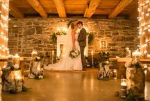 rustic winter wedding H&T