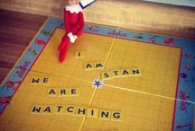 Classroom Elf on the Shelf- this is Stan! / by Amber Joers