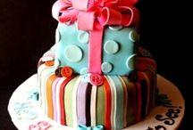 Baby birthday an christening