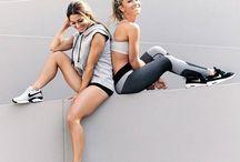 HL gym / yoga Pics