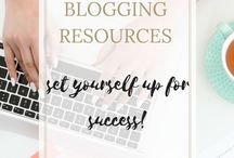 Blogging resources / All about blogging and resources to blog smarter