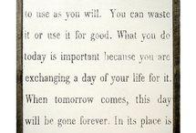 Quotes / by Iris Okelberry
