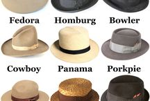 Hats and assessoares