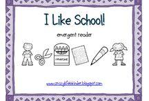 Kindergarten Aug./Sept. / by Kylee Jackson Miller