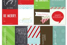 Art & Craft - Free Printables - Christmas