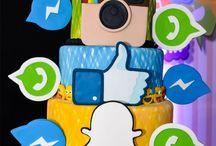 festa de rede sociais