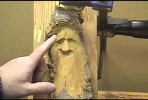 wood / carving