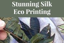Eco dyeing