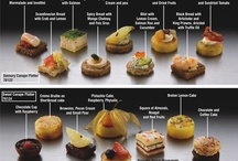 Canapes Great Gatsby party food