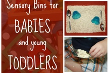 Baby activity ideas / Fun games and activities for my wee man who is 6 months old (May 2013)