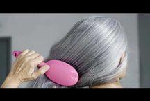 Cuidado cabello Alisados y Canas%