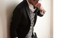 Men's style love / Men's clothes  / by Abby Velasco