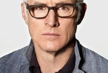 Famous Frames / Celebrities wearing glasses