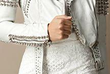 Dress Spike Leather
