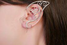 Elven Jewelry / by Sharon Gowryluk