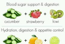 Health Tips / Healthy  foods & drinks