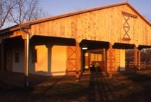 Whimsical Farms & Barns / Dreamy barns and stables