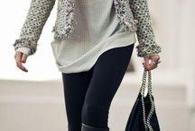 Chanel vestes jupes