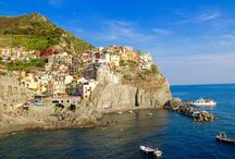 Cinque Terre / Чинкве-Терре / One day trip to the Cinque Terre / Один день в Чинкве-Терре