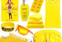 Sunshyne! Yellow! / by Kris Gamil