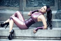 LIFE } Fetishistic Expression / Dark and sultry, PVC and pretty - a collection of cool fetishistic photography
