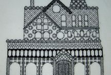 Blackwork Houses