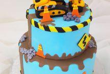 Bagger Torte