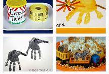 Sirkus i barnehagen / Ideer