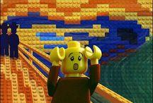 Visual Art // Lego