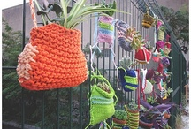Crochet for the garden
