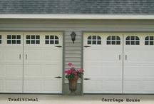 House/Garage Spruce Up Ideas