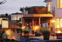 Terrace exterior