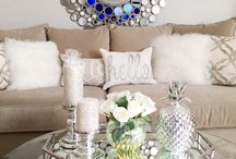 Coffee table decors
