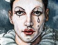Pierrot & Harlequin