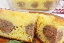 Gâteaux salés