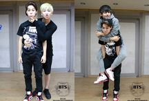 BTS ( ‾́ ◡ ‾́ )°♡ / Jimin ships sailing on the BTS sea ⛵ and other members x3