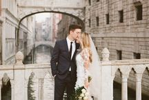 Venice wedding photo