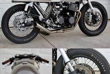 Dream cars and bikes