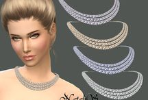 Sims 4 Accessories / Sims 4 Accessories: jewelry, hats, sunglasses, glasses, leggings, socks...