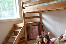 Bunk beds and loft beds