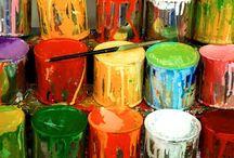 wonderfully colourful