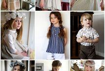 Vintage klær barn