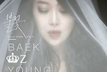 Baek JiYoung / Baek Ji-young (Hangul: 백지영, born March 25, 1976) is a South Korean pop ballad singer.