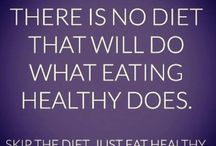 Healthy eating = lean bod